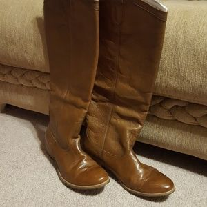 Franco Fortini Winchester leather boots